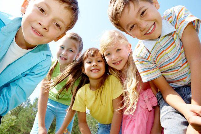Дети школьного возраста