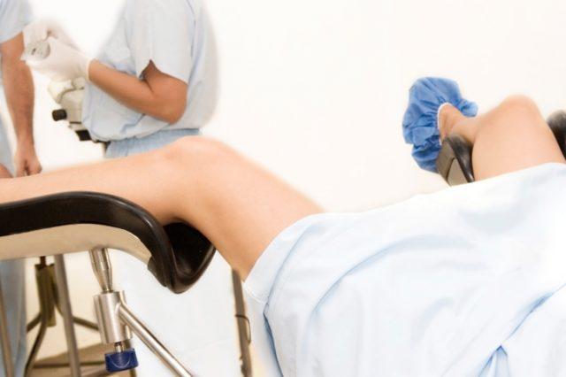 Обращение к врачу-гинекологу