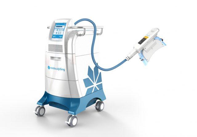 Аппарат Zeltiq для криолипосакции