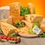 Сыр различных сортов