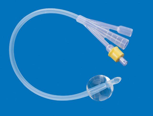 Катетер для промывания мочевого пузыря