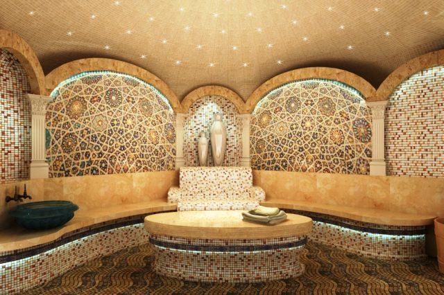Турецкий хамам, или паровая баня
