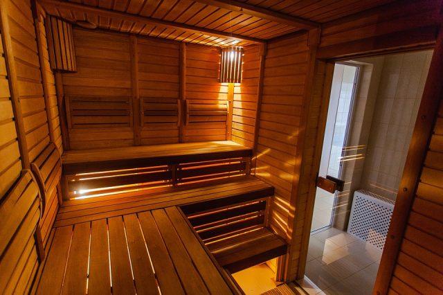 Финская баня, или суховоздушная сауна