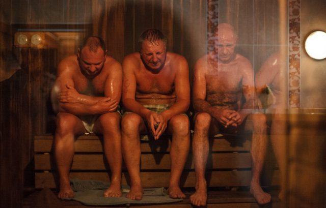 Сауна-спорт, или влажная сауна