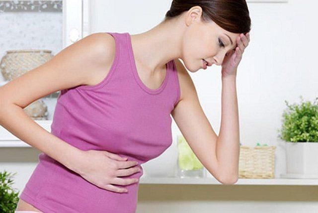 У беременной на раннем сроке болит и кружится голова