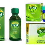 Лекарственные формы Доктор Мом в упаковке