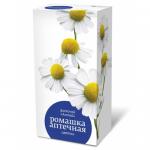 Ромашка аптечная цветки