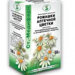 Ромашки аптечной цветки