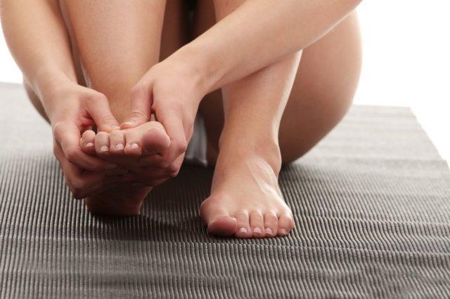 онемение ног беременной