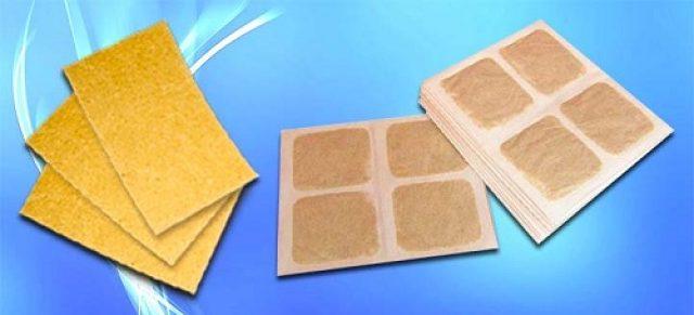 Горчичники листовые и в пакетиках