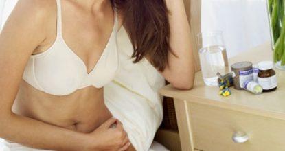 Нарушение менструального цикла: причины и лечение