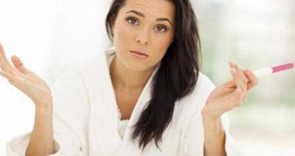 Причины задержки месячных при отрицательном тесте, диагностика и действия