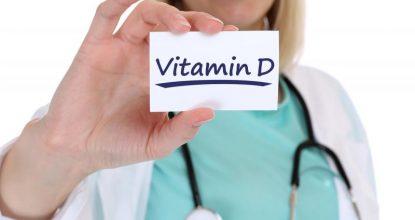 Дефицит витамина Д