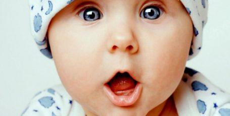 Зрение грудного ребёнка: достижения первого года жизни