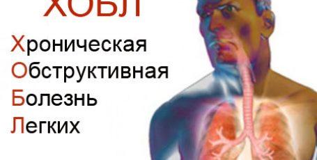 Хроническая обструктивная болезнь легких: причины, симптомы и лечение