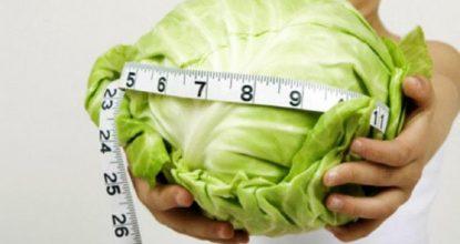 Капустная диета: похудение и очищение от токсинов