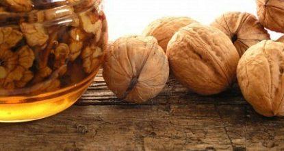Грецкий орех с мёдом для мужчин — рецепт для силы и здоровья