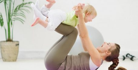 Спорт после родов: когда можно приступать к занятиям
