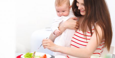 Увеличить лактацию можно безопасно и вкусно