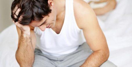 Эректильная дисфункция: удар по мужскому самолюбию