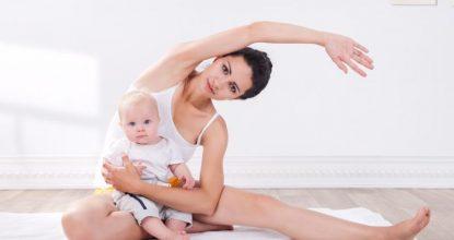 Быть стройной после родов — это просто!
