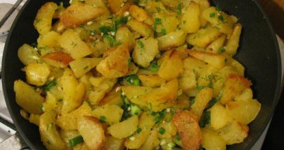 Картошка в рационе кормящей мамы: польза или вред?
