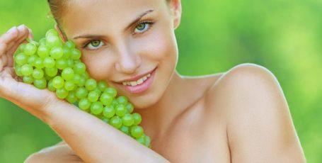 Виноград в рационе кормящей мамы
