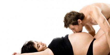 Польза и вред секса на последних неделях беременности