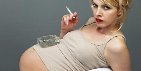 Курение при беременности: опасная привычка будущей матери