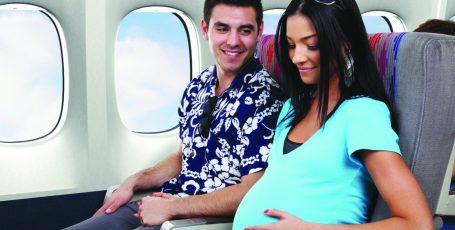 Стоит ли беременным женщинам отказываться от авиаперелётов