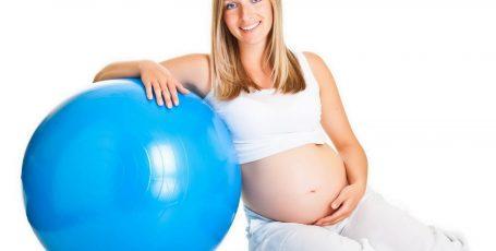 Беременность и спорт: будьте в форме!