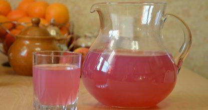 Кисель: старинный напиток на пользу кормящей маме
