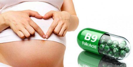 Фолиевая кислота — обязательный компонент благополучной беременности