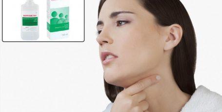Мирамистин — средство для лечения горла при беременности