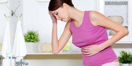 Опасно ли отравление в период беременности?