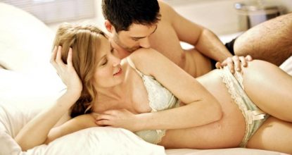 Оргазм при беременности: польза и вред