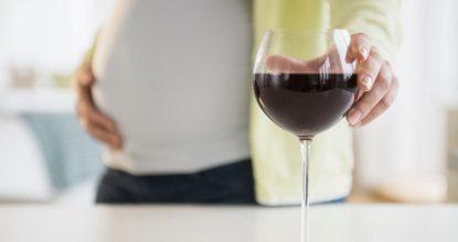 Беременность и алкогольные напитки: возможные последствия