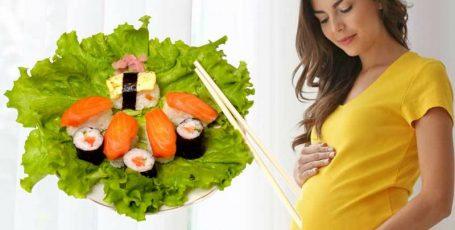 Можно ли беременным суши и роллы