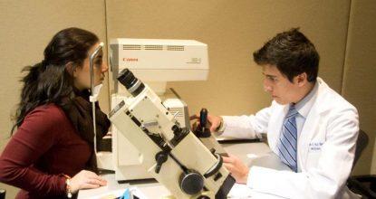 Авторефрактометрия в офтальмологии