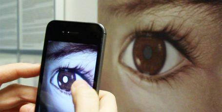 Внимание: у ребёнка ретинобластома