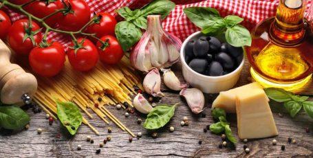 Средиземноморская диета как образ жизни